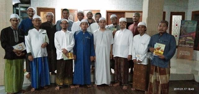 Sosialisasi LAZIS Al-Hasaniyah Pusat ke 3 Daerah di Jawa Timur | LPM Dalwa | Dalwa