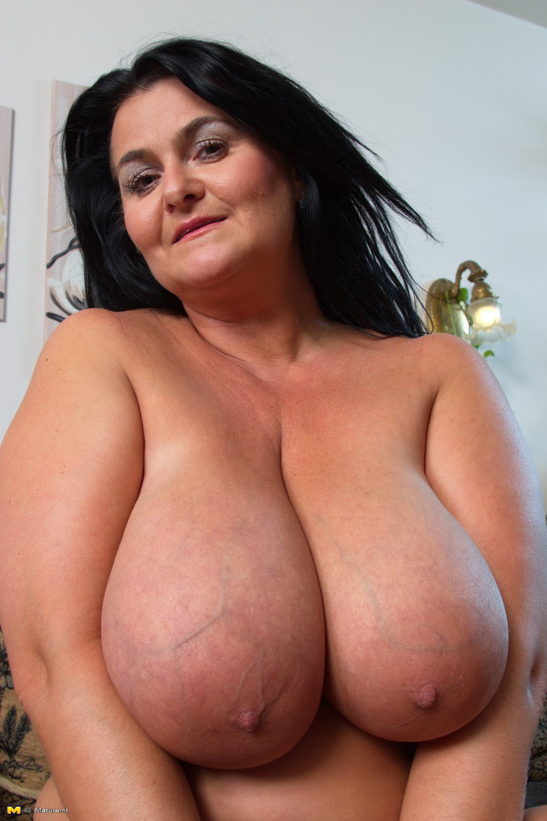 Nude Women With Huge Breast