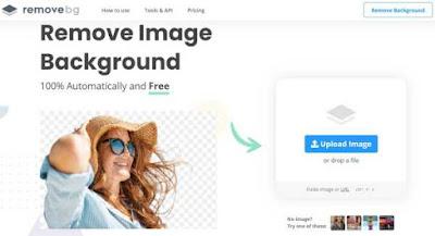 Cara Menghapus Background Gambar Tanpa Aplikasi
