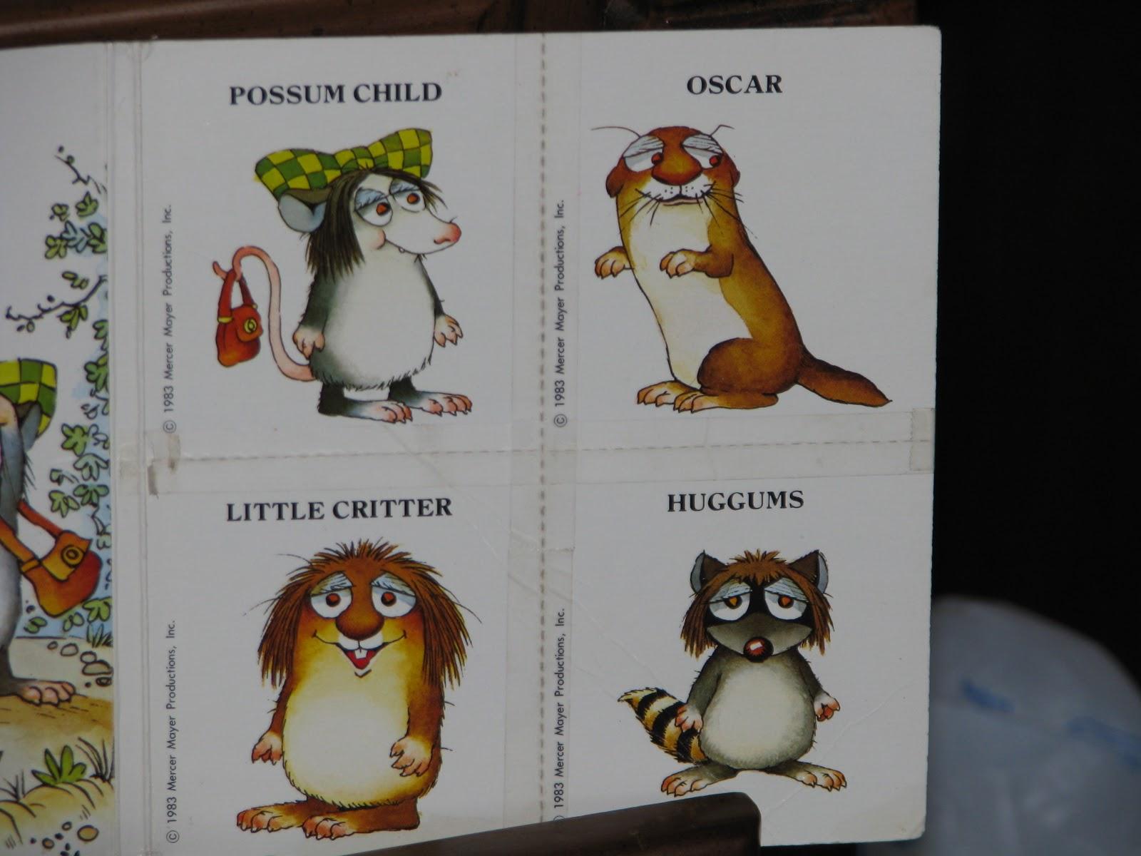 Book Em Bob Possum Child Goes Shopping By Mercer Mayer