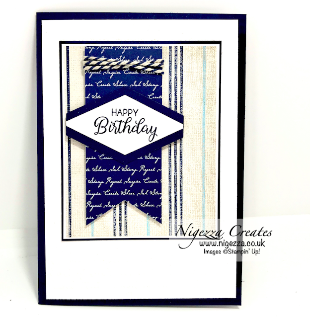 Come Sail Away Stampin Up