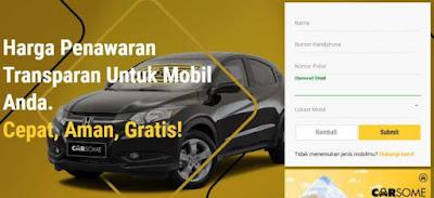 Carsome Indonesia, jual mobil bekas, bandung, bogor, bekasi, jakarta, depok, surabaya