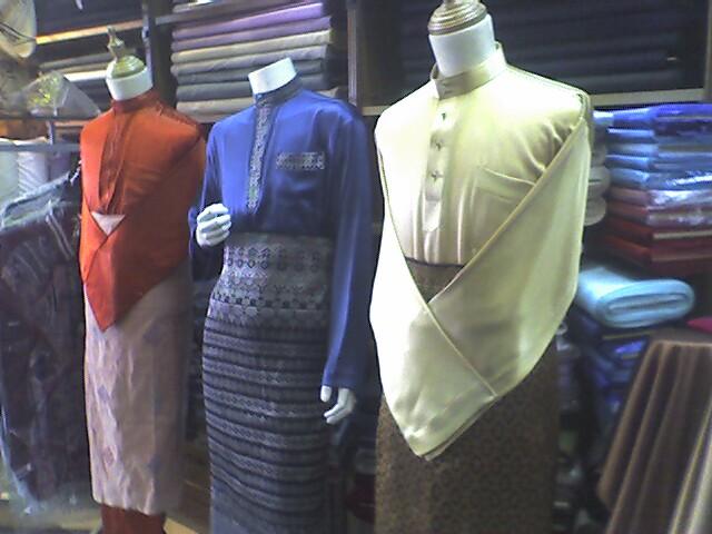 De Manja Boutique Baju Melayu Cekak Musang Dewasa