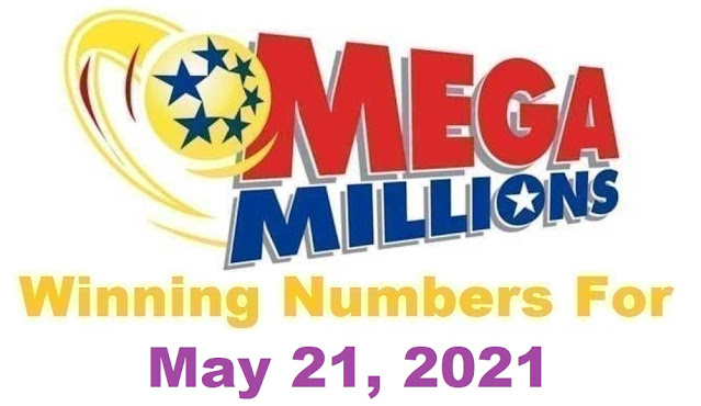 Mega Millions Winning Numbers for Friday, May 21, 202