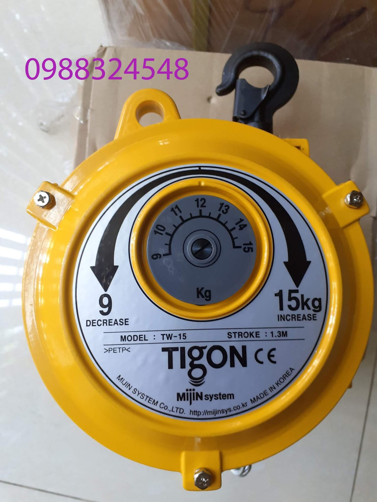 Pa lăng cân bằng Tigon TW-15