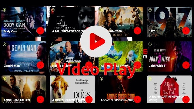 VIDÉO PLAY 2020 APPLICATION ANDROID EXCELLENT !!!