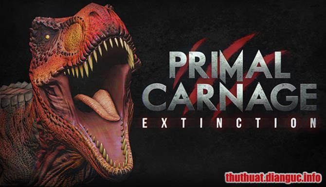 Download Game Primal Carnage: Extinction Full Cr@ck