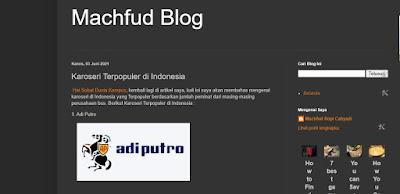 Saung Bloggger Kampus