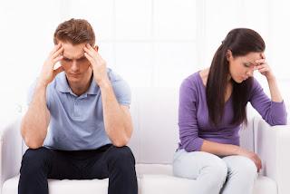 divorce breakup palmistry