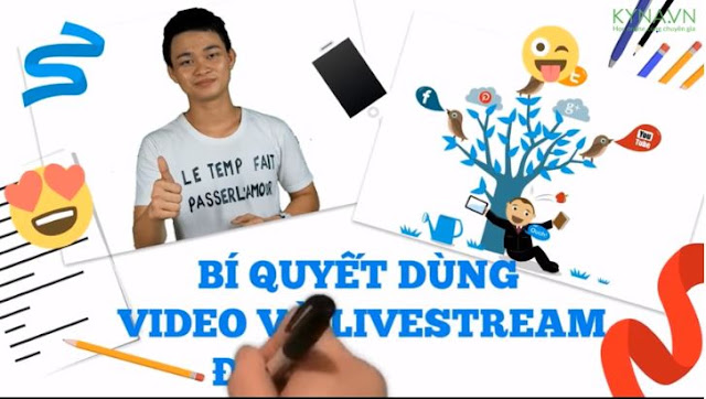Khóa học bán hàng bằng video marketing và livestream hiệu quả nhất