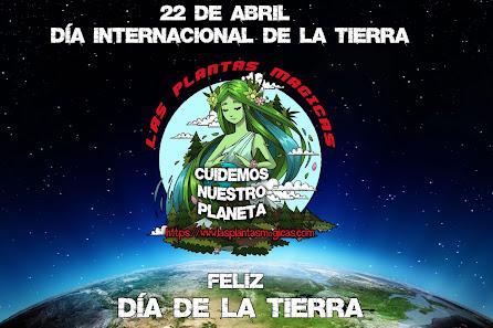 Feliz día del planeta , Pachamama (Madre Naturaleza)