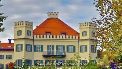 Schloß Possenhofen am Starnberger See