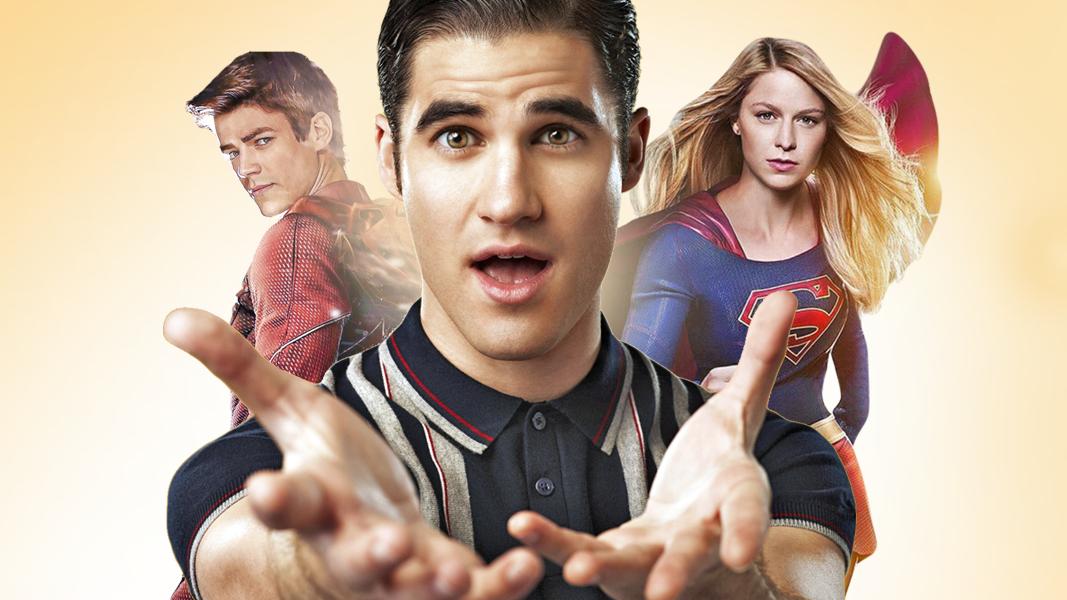 """Não tem como reunir 3 ex-""""Glee"""" sem acabar em música."""