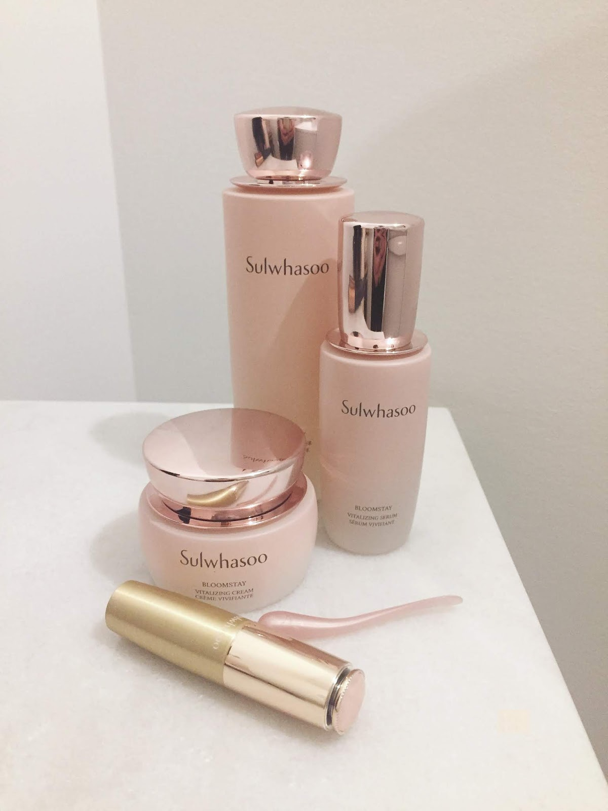 Sulwhasoo Bloomstay Collection: A quick review