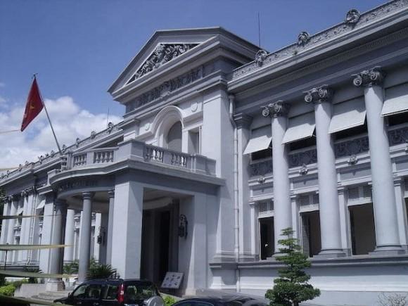 Đề xuất xây Bảo tàng 1.430 tỷ đồng trong Công viên quận