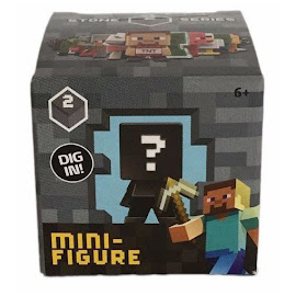 Minecraft Series 2 Wolf Mini Figure