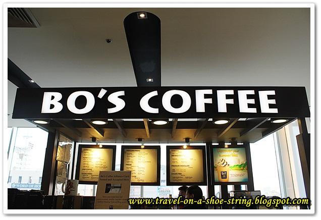Bo's Coffee Bloggers, Bo's Coffee Stall, Bo's Coffee Kiosk