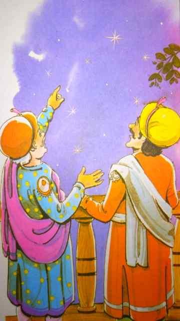 New Akbar Birbal Story Hindi