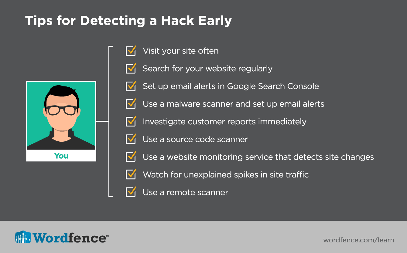 Tech articles: How to prevent hacking of your website