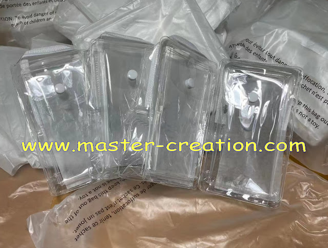 custom TPU bag
