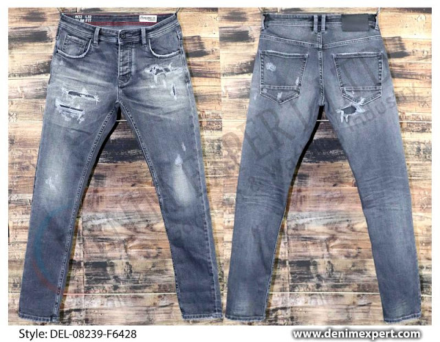 Denim jeans new design