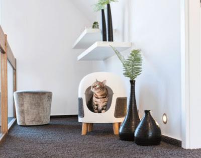 Modular Cat Furniture image copyright www.catrub.com