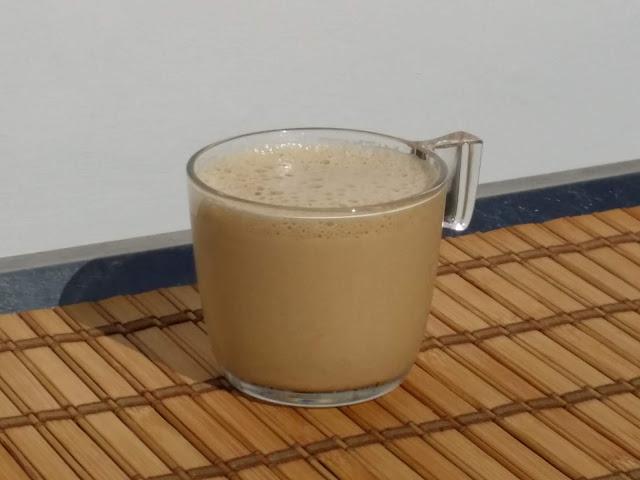 CAFÉ FRAPPELATTE ( BATIDORA DE VASO )