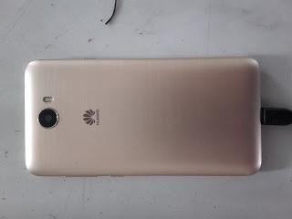 Cara Screenshot di Huawei Y5