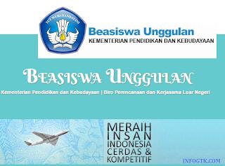 Beasiswa Bantuan Riset, Workshop, Pelatihan dan Pagelaran; Beasiswa Unggulan Kemdikbud