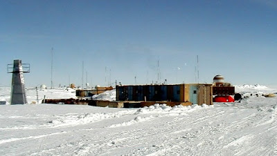 Vostok Station