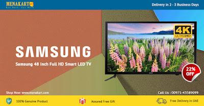 Samsung 40 Inch Full HD LED TV (UA40K5000)
