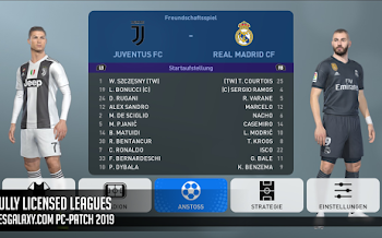 PesGalaxy Patch V1.02 | PES2019 | PC | Steam | FULL Online