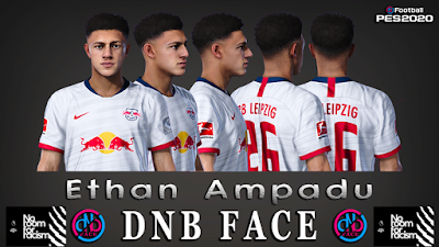 PES 2020 Faces Ethan Ampadu by DNB