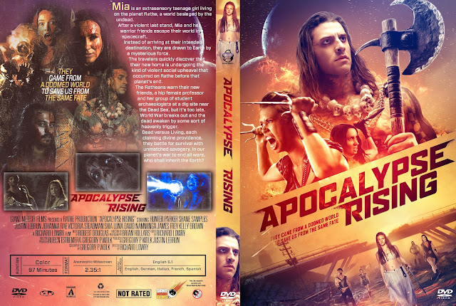Apocalypse Rising DVD Cover