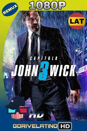 John Wick: Capítulo 3 – Parabellum (2019) BDRemux 1080p Latino-Ingles MKV