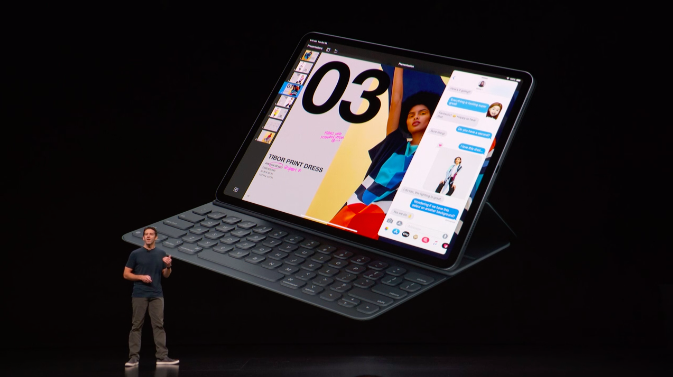 هل تمتلك iPad Pro لاتقم ببالتحديث الى iPadOS 13.4.1  والا ستعاني من هذا المشكل