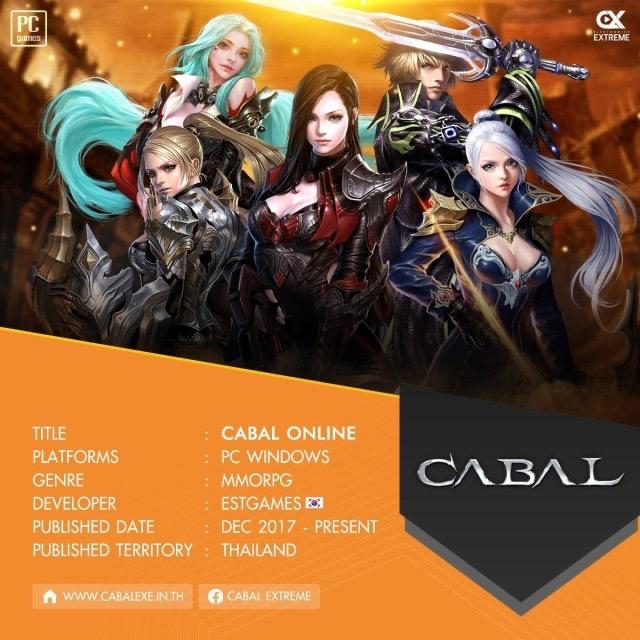 Cabal Online Mobile akan Rilis di Thailand