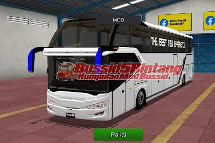 Mod Bussid Bus avante h9