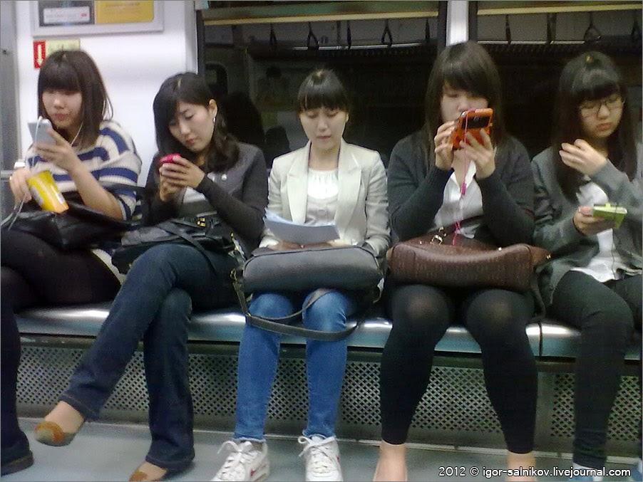 Сеул достопримечательности что посмотреть метро