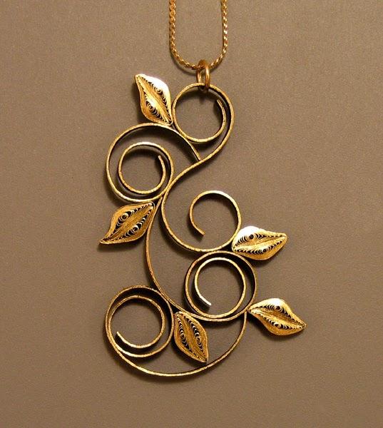 Paper Jewelry DIYs