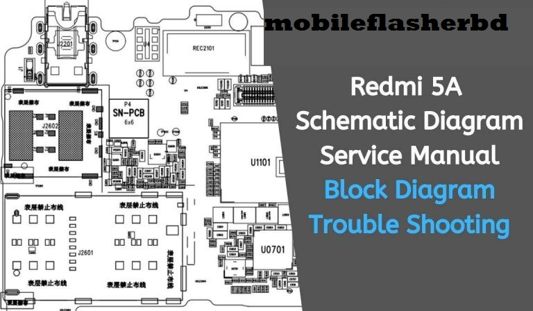 Download Redmi 5a  Riva  Schematic Diagram Service Manual Free Download By Jonaki Telecom
