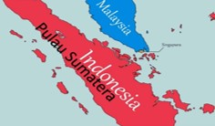 kondisi geografis pulau sumatera