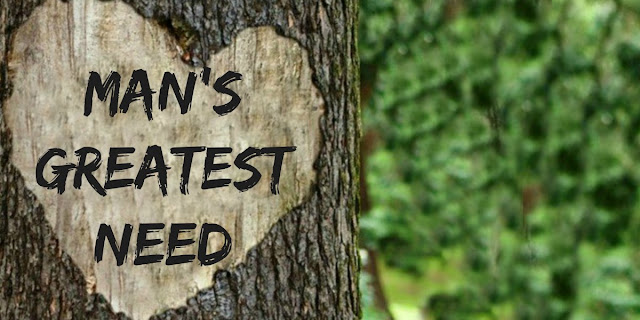 Greatest Human Need Isn't Feeling Worthy - See Scripture