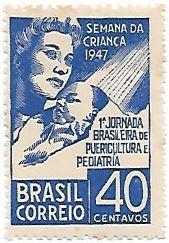 Selo Semana da Criança