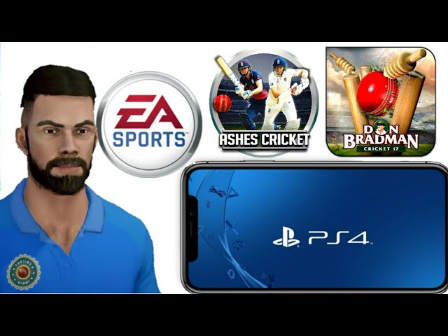 Play Now !! DBC 17 ASHES CRICKET 19 ON PS4 EMULATOR