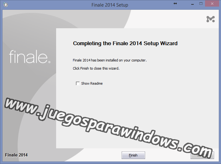 Finale 2014 Full PC INGLES 5