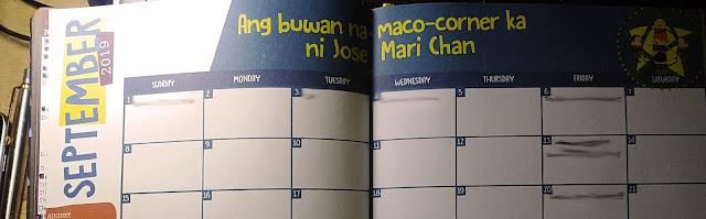 Tita Witty September Jose Mari Chan