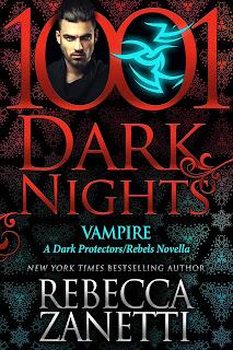 Vampire by Rebecca Zanetti book cover