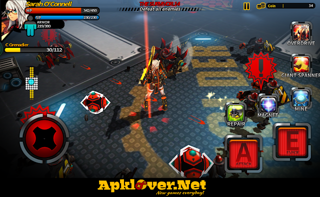 Smashing The Battle MOD APK unlimited money