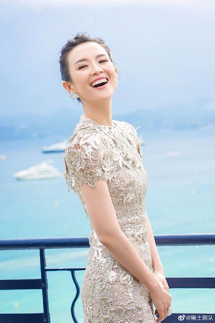 Zhang Ziyi Cannes Film Festival 2019